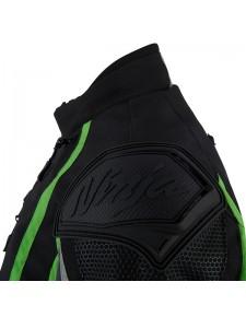 Détail épaule blouson textile (S - 3XL) Kawasaki Racing Team | Moto Shop 35