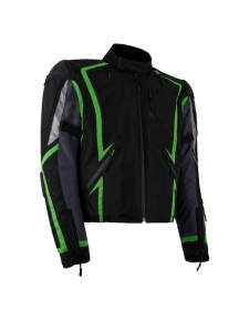 Blouson textile Kawasaki Racing Team | Moto Shop 35