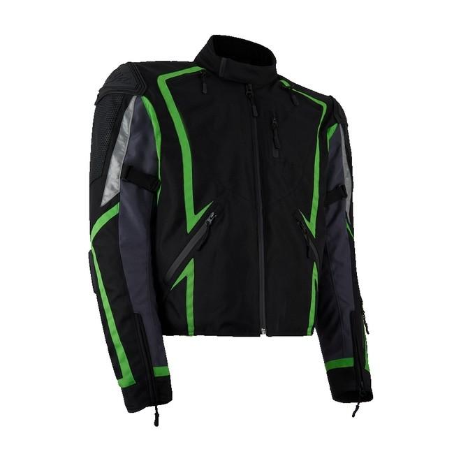 Blouson textile Kawasaki Racing Team | Moto Shop 35