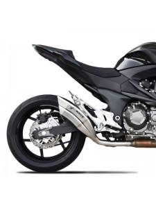 Silencieux IXRace Z7 inox Kawasaki Z800e (2013-2016) | Réf. QK7362