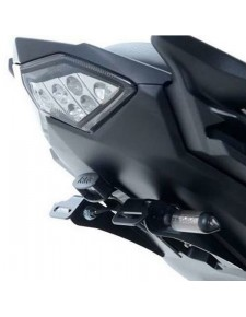 Support de plaque R&G Racing Kawasaki Versys 650 (2015 et +) | Réf. 4450348