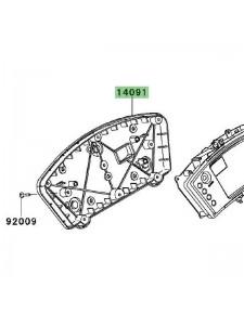 Dessous de compteur Kawasaki Er-6f (2009-2011) | Réf. 140911712