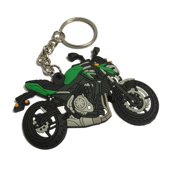 Porte-clés Kawasaki Z650 (2017 et +) | Réf. TRO.3D71