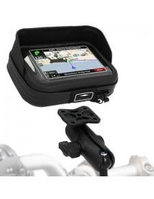 Kit support de GPS universel Kawasaki   Réf. 017BRU0046