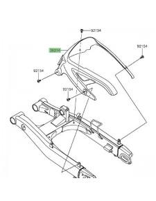 Protection de chaîne Kawasaki Vulcan S (2015 et +) | Réf. 360140566