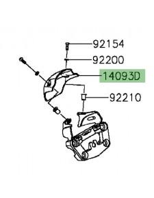 Protection de compteur Kawasaki Vulcan S (2015 et +) | Réf. 140930128