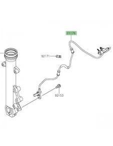 Câble ABS roue avant Kawasaki Vulcan S ABS (2015 et +) | Réf. 211760804