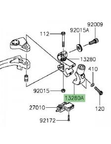Support rétroviseur gauche Kawasaki Vulcan S (2015 et +) | Réf. 132800307