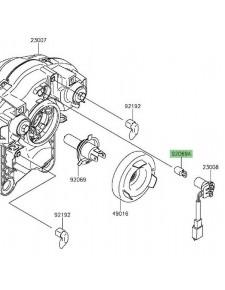 Ampoule (12V/5W) veilleuse optique avant Kawasaki Vulcan S (2015 et +) | Réf. 920691016