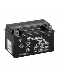 Batterie Yuasa YTX7A-BS moto Kawasaki