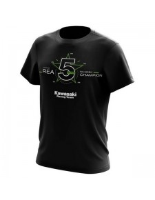 T-shirt Jonathan Rea WorldSBK Champion 2019 - Devant | Moto Shop 35