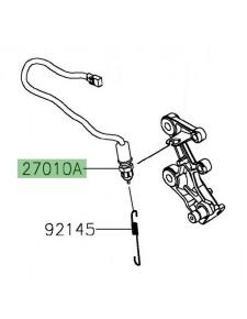 Contacteur de frein arrière Kawasaki Z400 (2019 et +) | Réf. 270100863