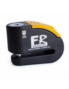 Bloque disque alarme FR15 homologué SRA | Réf. AV242