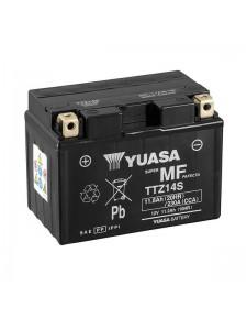 Batterie Yuasa TTZ14S moto