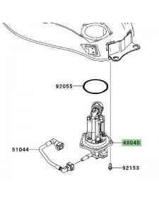 Pompe à essence Kawasaki Ninja 250R (2008-2012) | Réf. 490400765