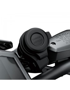 Prise 12 Volts avec support et capuchon Kawasaki Z900 (2020 et +) | Réf. 999941352