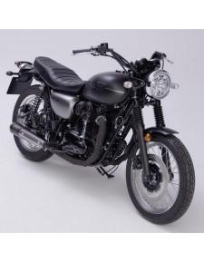 Échappement Arrow Black SS Edition Limitée Kawasaki W800 (2019-2020) | Réf. 258EXP0098