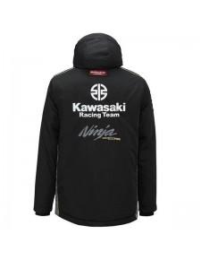 Blouson hiver homme Kawasaki WSBK 2020 - dos| Moto Shop 35