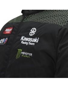 Blouson hiver homme Kawasaki WSBK 2020 - Détail | Moto Shop 35