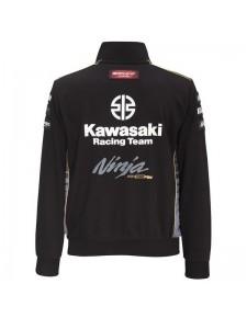 Sweat zippé homme Kawasaki WSBK 2020 - Dos | Moto Shop 35