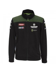 Sweat zippé homme Kawasaki WSBK 2020 - Face | Moto Shop 35