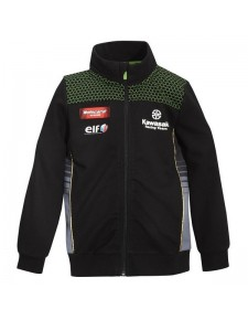 Sweat zippé enfant Kawasaki WSBK 2020 - Face | Moto Shop 35