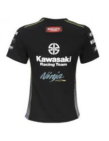 T-shirt femme Kawasaki WSBK 2020 - Dos | Moto Shop 35