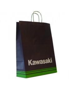 250 sacs en papier écologiques Kawasaki | Réf. 019CMD0284