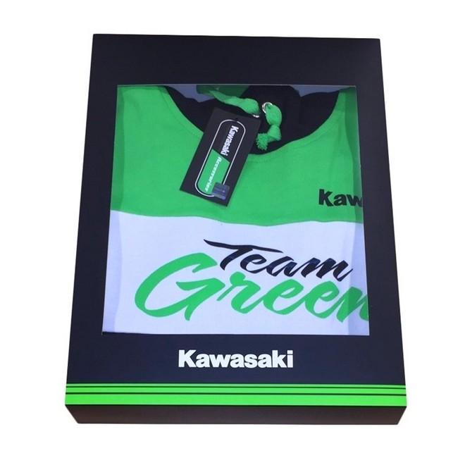 25 boîtes à cadeau (grand modèle) Kawasaki   Réf. 019CMD0281