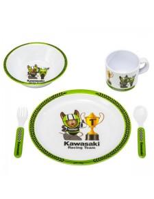 Kit repas enfant Kawasaki | Réf. 023SPM0027
