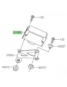 Régulateur d'origine Kawasaki 210660750 | Moto Shop 35
