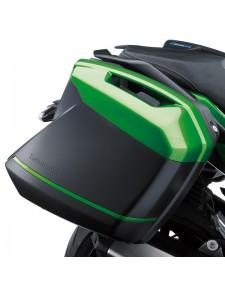 Couvercles valises latérales Verts Emerald Blazed (60R) Kawasaki Ninja 1000SX (2020) | Réf. 99994042260R