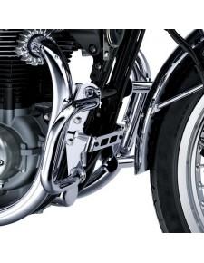 Pare-carters tubulaires chromé Kawasaki W800 (2019 et +) | Réf. 999941446