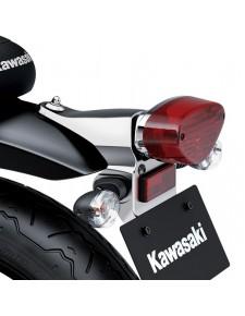 Support de feux arrières chromé Kawasaki W800 (2020) | Réf. 999941354