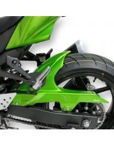 Garde boue arrière Ermax Candy Lime Green Kawasaki Z750 (2012) | Réf. 730324060