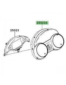 Dessus de compteur d'origine Kawasaki 250230034 | Moto Shop 35
