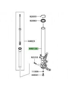Tube de fourche droit Kawasaki GTR 1400 (2008-2009) | Réf. 44013009718R