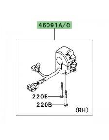 Commodo droit Kawasaki GTR 1400 (2008) | Réf. 460910133