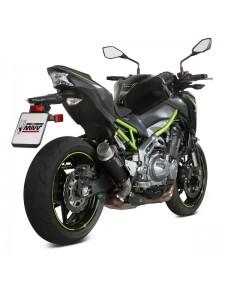 Silencieux MIVV GP Pro Inox Noir Kawasaki Z900 (2017-2019) | Réf. K.045.LXBP