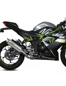 Silencieux MIVV GP Pro Titane Kawasaki Ninja 125 (2019-2020) | Réf. K.048.L6P