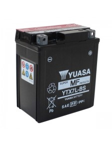 Batterie Yuasa YTX7L-BS moto Kawasaki