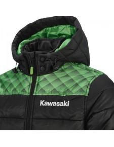Blouson hiver Kawasaki Sports 2020 - détail | Moto Shop 35