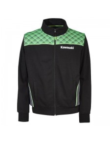 Sweat zippé Kawasaki Sports 2020 - Devant | Moto Shop 35