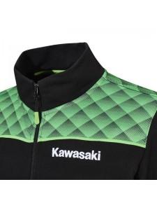 Sweat zippé Kawasaki Sports 2020 - Détail | Moto Shop 35