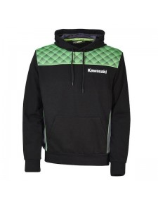 Sweat à capuche Kawasaki Sports 2020 - Devant | Moto Shop 35