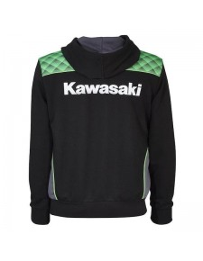 Sweat à capuche Kawasaki Sports 2020 - Dos | Moto Shop 35