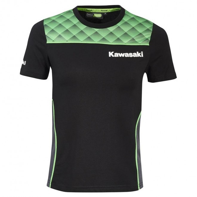 T-shirt femme Kawasaki Sports 2020 - Devant | Moto Shop 35