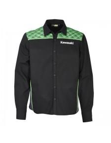 Chemise manches longues Kawasaki Sports 2020 - Devant | Moto Shop 35