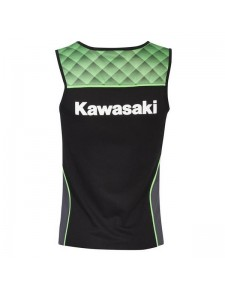 Débardeur femme Kawasaki Sports 2020 - Dos | Moto Shop 35