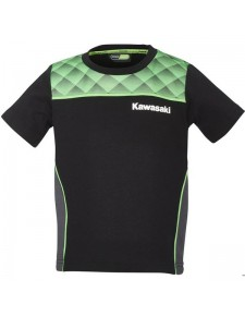 T-Shirt enfant Kawasaki Sports 2020 - Devant | Moto Shop 35